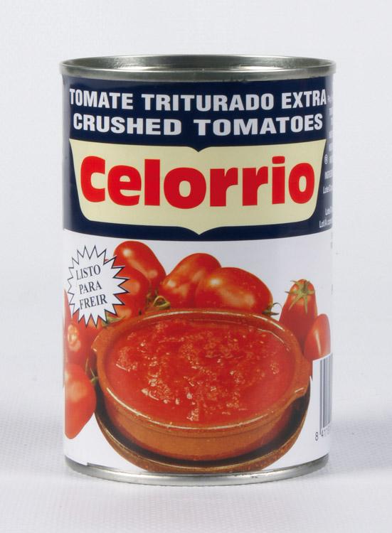 Tomate Triturado Lata 1/2 kg Extra