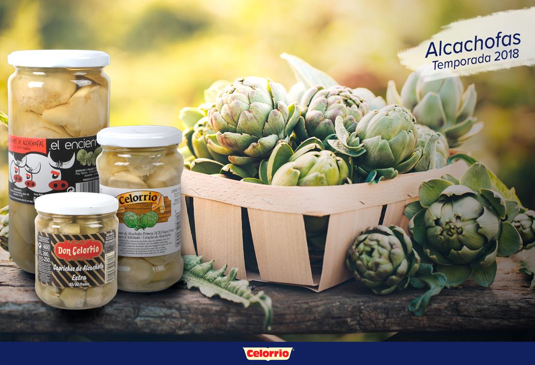La alcachofa, protectora hepática y anti-colesterol, de Grupo Celorrio