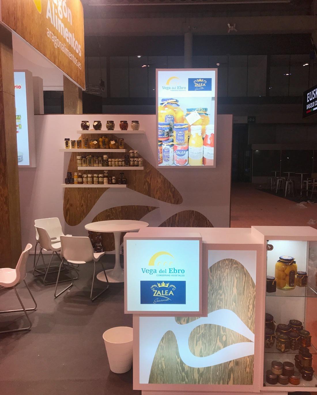 Grupo Celorrio y sus marcas en Alimentaria 2018