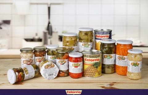 La gamme de produits Celorrio, le fleuron du Groupe