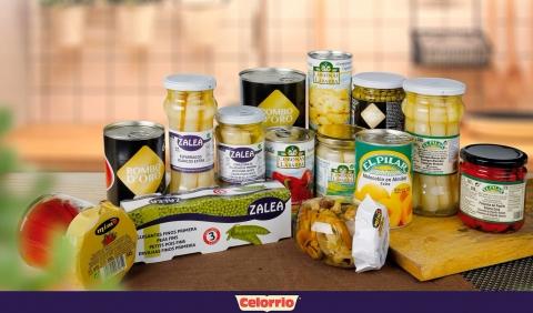 Grupo Celorrio, plusieurs marques et une philosophie: la qualité la plus fraîche
