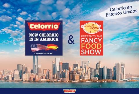 Grupo Celorrio participa en la prestigiosa feria Summer Fancy Food, en Nueva York