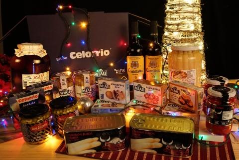 Tirage de Noël Grupo Celorrio: nous récompensons votre confiance avec deux lots de produits