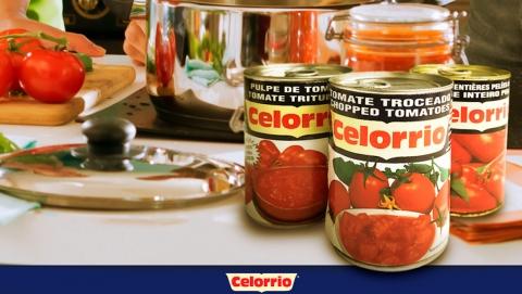 Conserva Celorrio de tomate natural