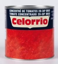 Tomate Concentrado 28/30° Brix Lata 3 kg