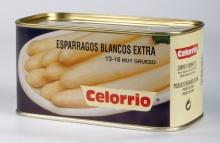 Espárrago Blanco 13/16 Lata 1 kg Extra (Perú)