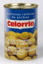 Aceitunas rellenas 1/2 kg. lata