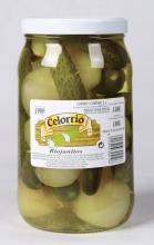 Riojanitos (Pepinillos + Cebolletas) Tarro 2 kg