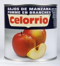 Gajos de Manzana Lata 3 kg