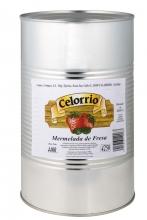 Mermelada de fresa 5 kg. lata