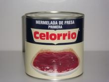 Mermelada de Fresa Lata 3 kg Primera