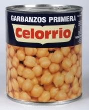 Garbanzos 1 kg. lata