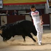 Quiebro en Las Ventas (Madrid)