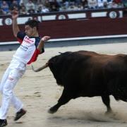 Ajustado recorte en Las Ventas (Madrid)